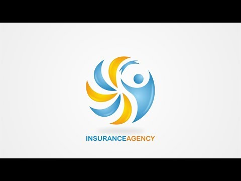 Coreldraw Tutorials | Insurance Logo Design Ideas