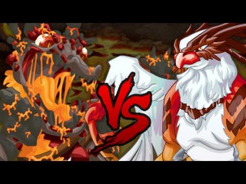 Miscrits Showdown #42: Elite Rockodile vs. Elite Lyeogryph