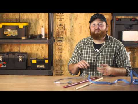 How to Unfreeze Plastic Plumbing Pipes in a House : Plumbing Repair