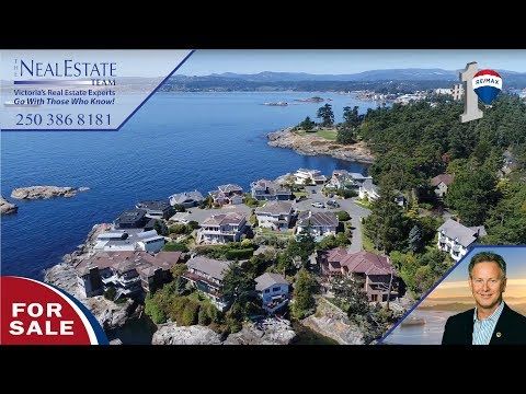 Real Estate | Ocean view property in Victoria BC | 9-300 Plaskett Place Victoria BC | Ron Neal