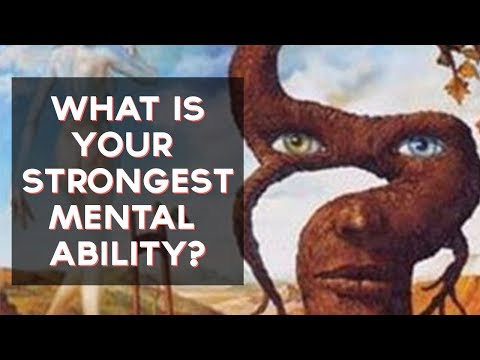 What Is Your Strongest Mental Ability? | Fun Tests