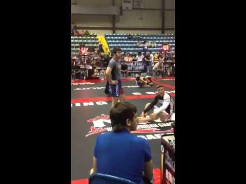 Justin wetzell NAGA Welterweight Expert