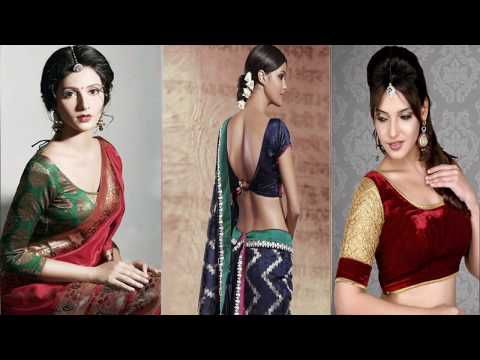 10 Best Types Of Blouse Designs  for Every Woman- part 2