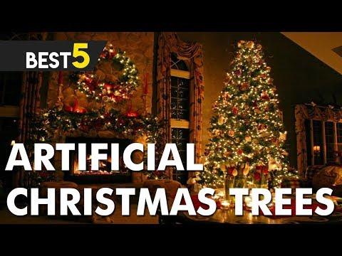 Best 5 Artificial Christmas Trees to Buy in 2018