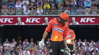 Highlights: Heat v Scorchers - BBL06