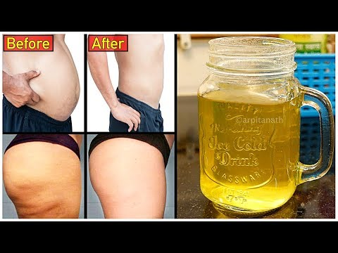 LOSE BELLY FAT & CELLULITES IN 2 WEEKS ||  Weight Loss Tea