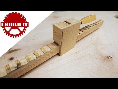Wooden Clamp Improvements