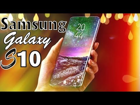Galaxy S10 - Top 5 reasons to get excited