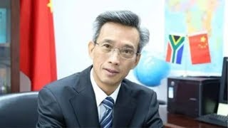 Exclusive Interview with Chinese Ambassador to South Africa Lin Songtian