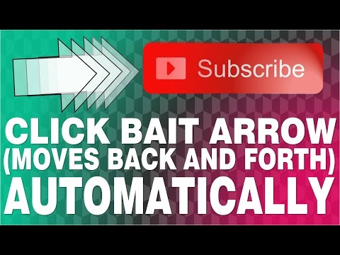 How to make a Click bait arrow on PowerPoint | CUSTOM ANIMATION TUTORIAL | How to Slide?