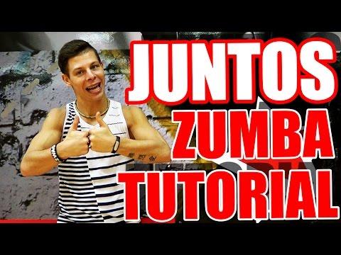 ZUMBA FITNESS - JUNTOS LOS DOS (TUTORIAL) #ZUMBA #ZUMBAFITNESS