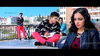 Odiko Odiko - S/o.SathyaMurthy Malayalam Video Song Teaser | AlluArjun,NithyaMenen,Dsp