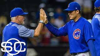 Joe Maddon on Anthony Rizzo: The Cubs are