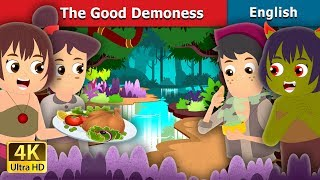 The Good Demoness Story | Bedtime Story | English Fairy Tales