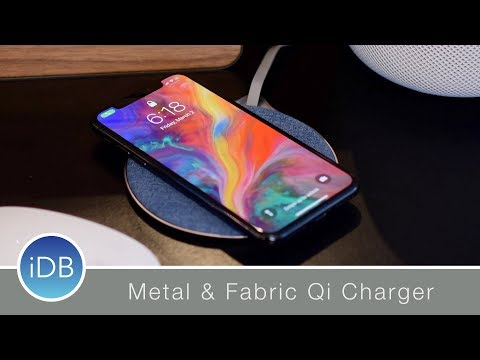 Review: The Aukey 10W Qi Charger Has a Premium Look & Feel
