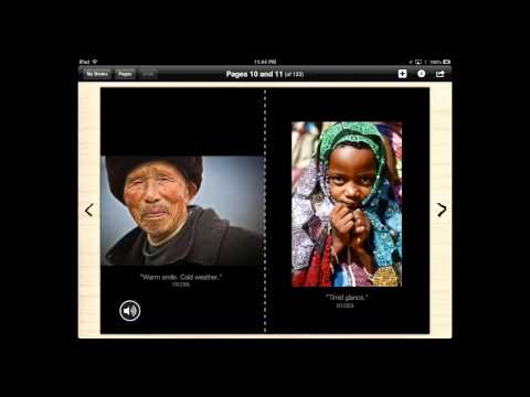 How to create a photo eBook using your iPad