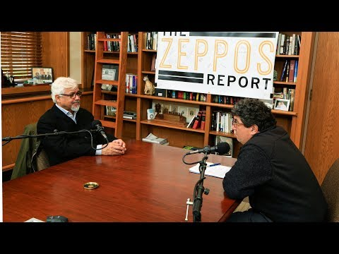 The Zeppos Report #21 with Amitav Ghosh