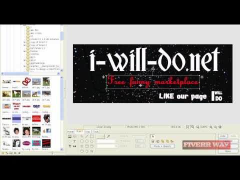 How To design A CREATIVE Facebook Timeline Cover For Your Business Or Personal Profile (2)
