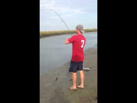 Ridiculous Redfishing in Charleston, SC