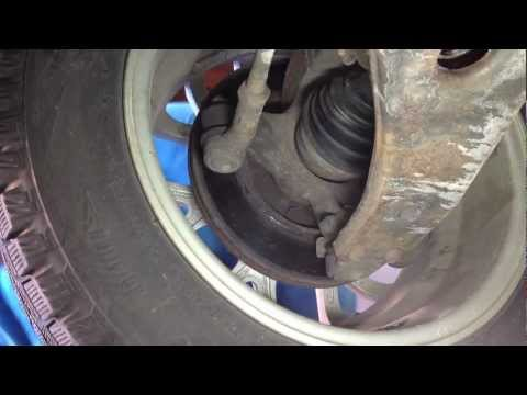 Identifying a bad tie rod end