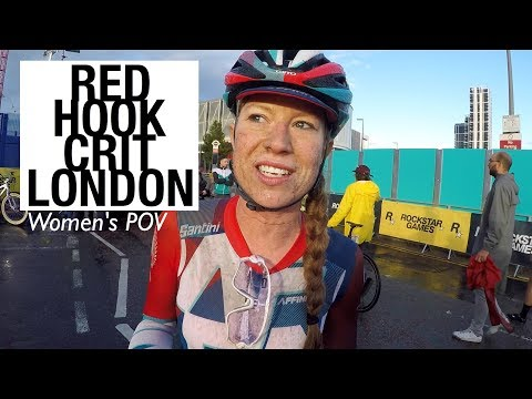 Action-Packed Rainy Mess - Women's POV Red Hook London