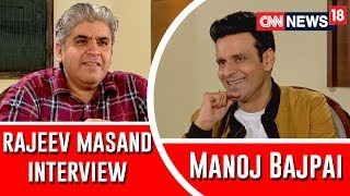 Manoj Bajpai interview with Rajeev Masand I The Family Man