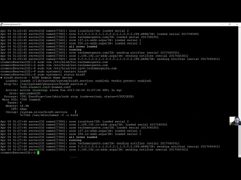 Install and Configure bind9 DNS Server on Ubuntu 16.04 LTS (Cache, Zones, IPv4, IPv6 and Slave)