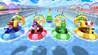 Mario Party 10 All Free for all Minigames