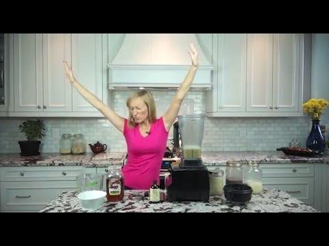 How To Make BROWN RICE MILK and QUINOA MILK