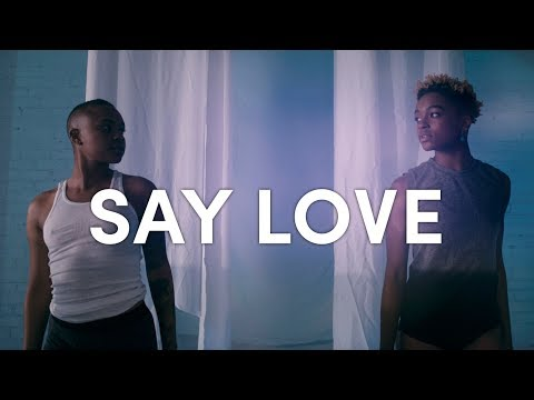 James TW - Say Love | Tyce Diorio Choreography | Artist Request