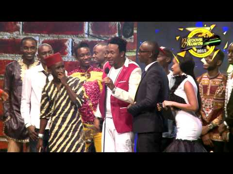 Dj of the Year  Groove Awards 2015