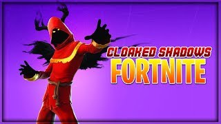 Cloaked Shadow Fortnite Videos 9tube Tv