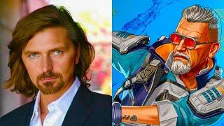 BEHIND THE LEGEND - All Apex Legends Voice Actors Interview - Apex Legends Pathfinder Edition is Out