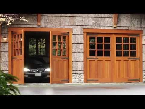 Carriage Door Automatic Electric Openers - Franklin Autoswing