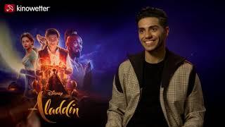 Download Interview Mena Massoud ALADDIN Video