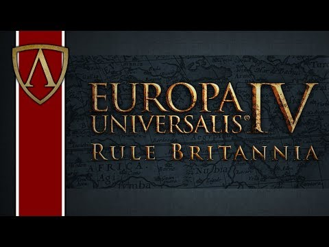 Europa Universalis IV Rule Britannia Impressions & Review