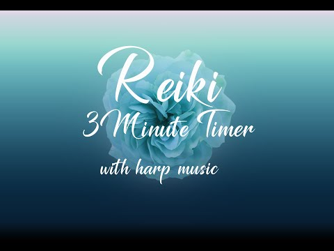 Relaxation Music with 1 Minute Bell Timer - REIKI TIMER | YIN YOGA