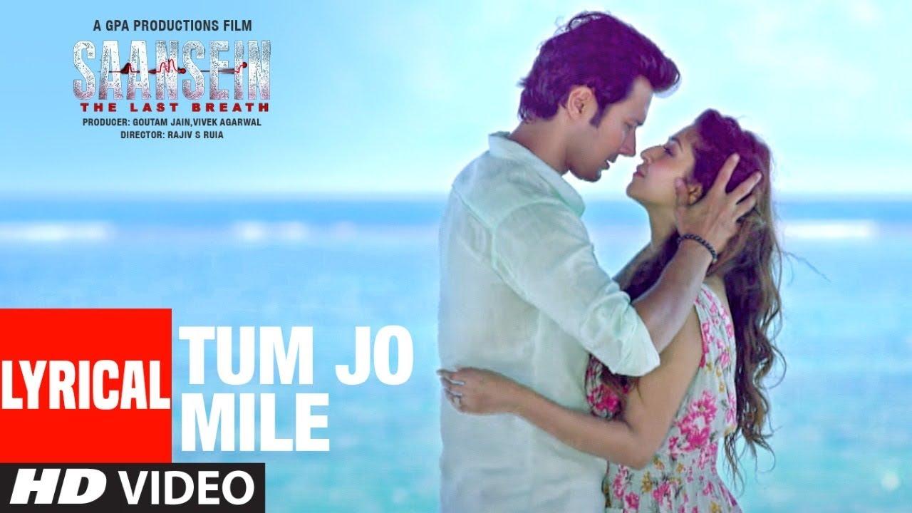 Tum Jo Mile al | SAANSEIN | Armaan Malik | Rajneesh Duggal, Sonarika Bhadoria