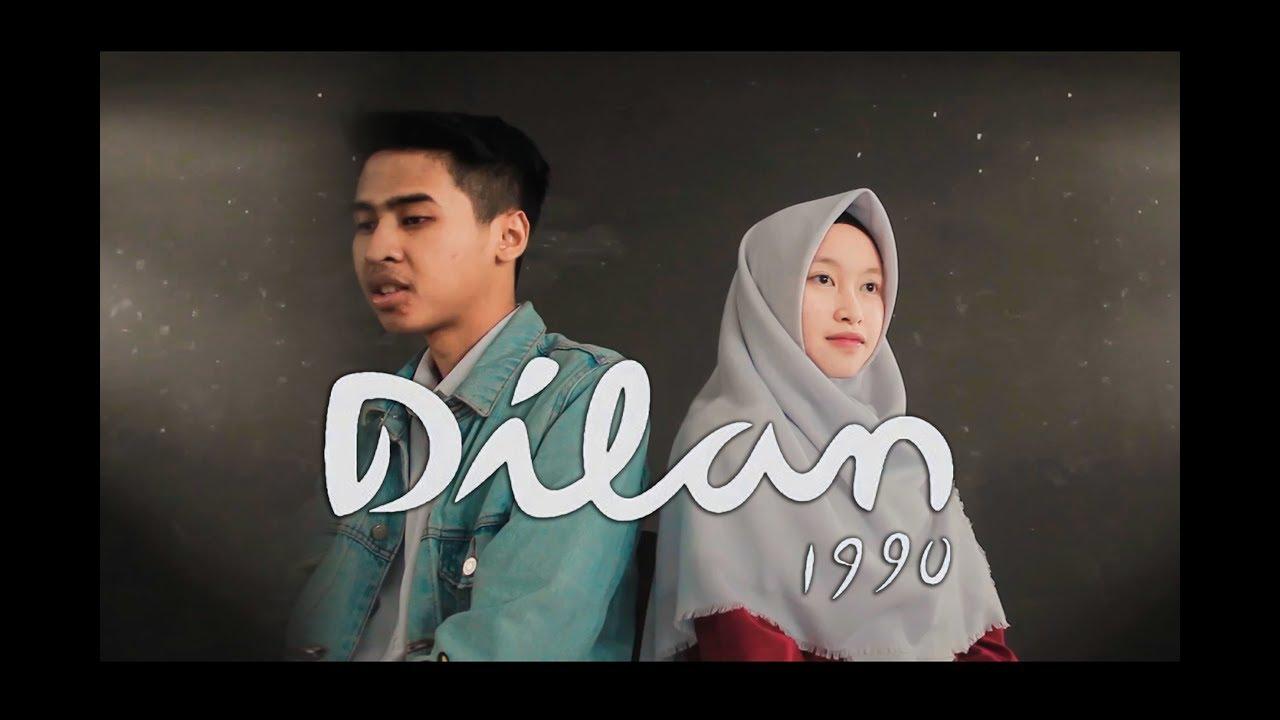 OST. Dilan - Rindu Sendiri (Putih abu-abu ft. Jusman Moyuma Cover)