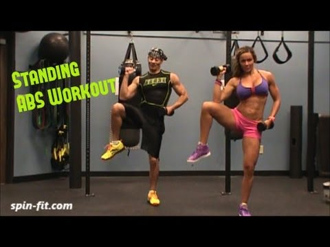 Epi. #84: Standing ABS Workout/Building six-pack/Reducing waistline/TrainerMarcelo.com