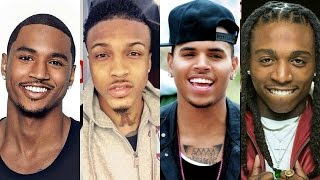 2 Hours Of Chris Brown August Alsina Jacquees Trey Songz