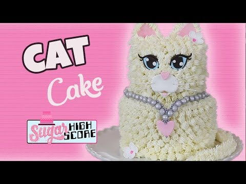 How to Make a Cat Cake