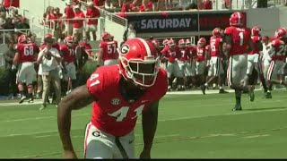 Kirby Smart Details The Progress Of Spring Valley Product Channing Tindall And Talks USC