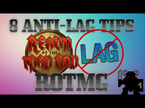[EASY] HOW TO ELIMINATE LAG IN RotMG - 8 Tips to Prevent Lag
