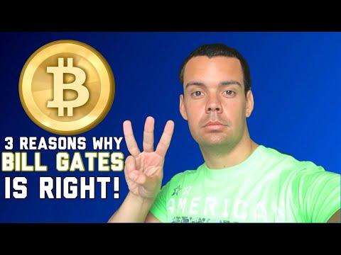 Bitcoin Bill Gates Shorting Bitcoin  (2018)