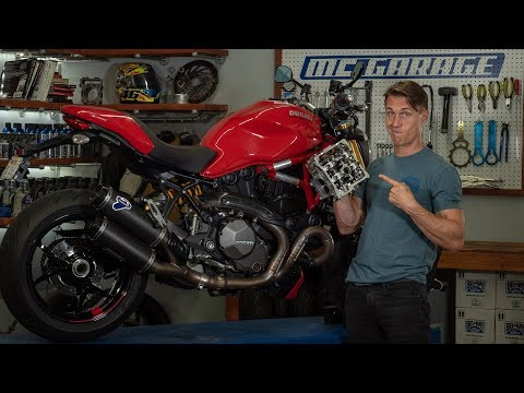 Ducati Desmodromic Valve Timing Demystified | MC Garage