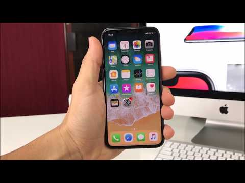 How to Disable / Turn OFF TalkBack on a Apple iPhone X