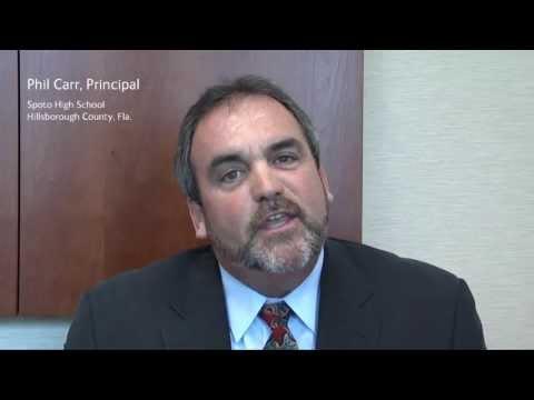 Phil Carr: Building a School Community