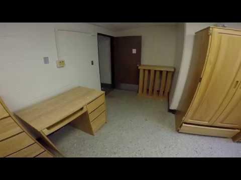 UNC Carmichael Dorm BARE (Move-out Day)