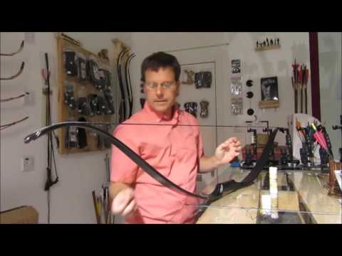 How to wax your bow string